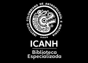 Logo Instituto Colombiana de Antropologia ICANH